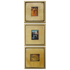 20th Century Wall-mounted Sculptures