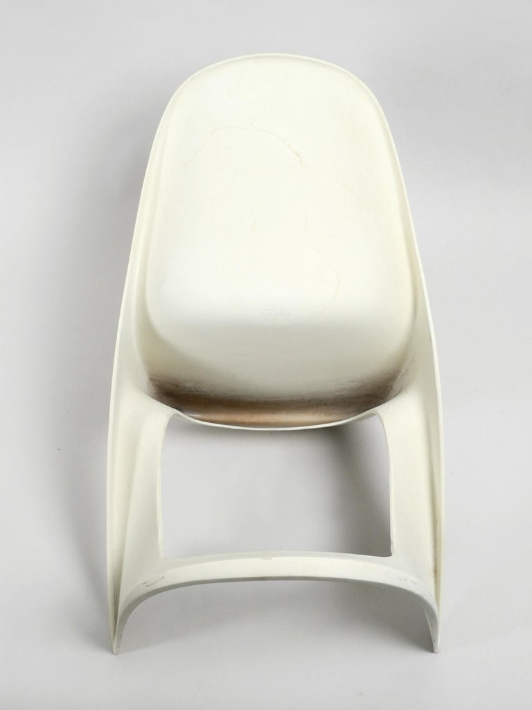 Three Original Casalino Chairs from Casala Model 2004/2005 from 1973 and 1980 For Sale 4