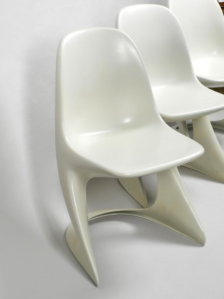Three Original Casalino Chairs from Casala Model 2004/2005 from 1973 and 1980 For Sale 11