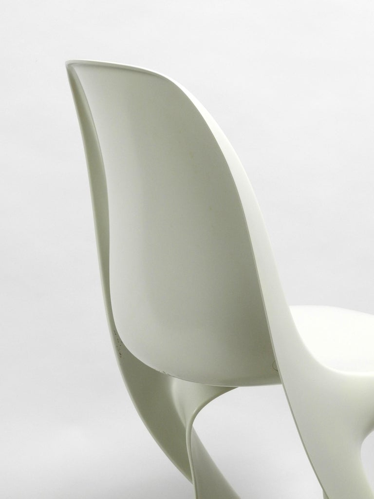 Plastic Three Original Casalino Chairs from Casala Model 2004/2005 from 1973 and 1980 For Sale