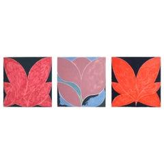 Three Paintings by Allan Bridge