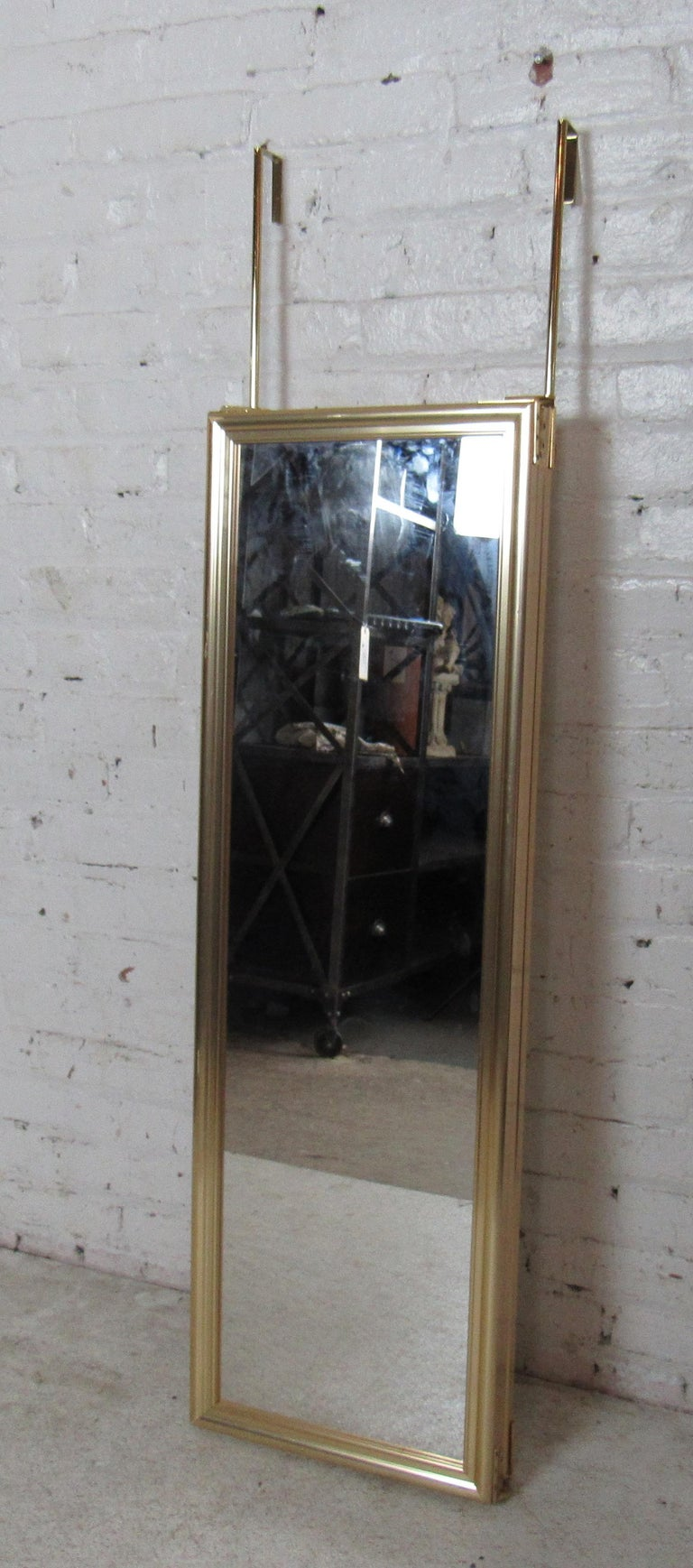 20th Century Three-Panel Hanging Mirror For Sale
