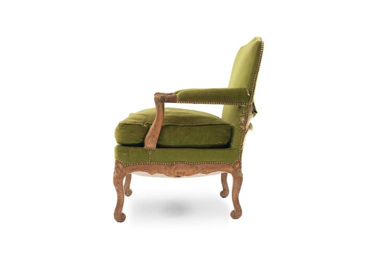 20th Century Three-Piece French Regence Style Salon Set