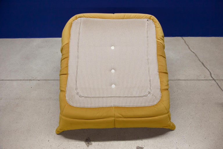 Three Piece Togo Set by Michel Ducaroy Manufactured by Ligne Roset in France For Sale 1