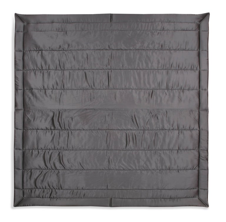 Three Quilt Collection Leather & Cashmere by Rafael De Cardenas & Mel Ottenberg In New Condition For Sale In New York, NY