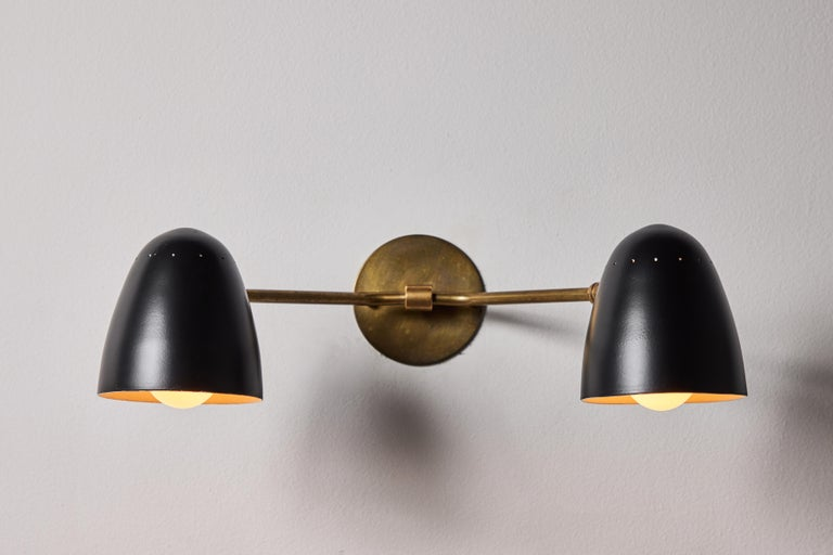 European Three Sconces by Disderot