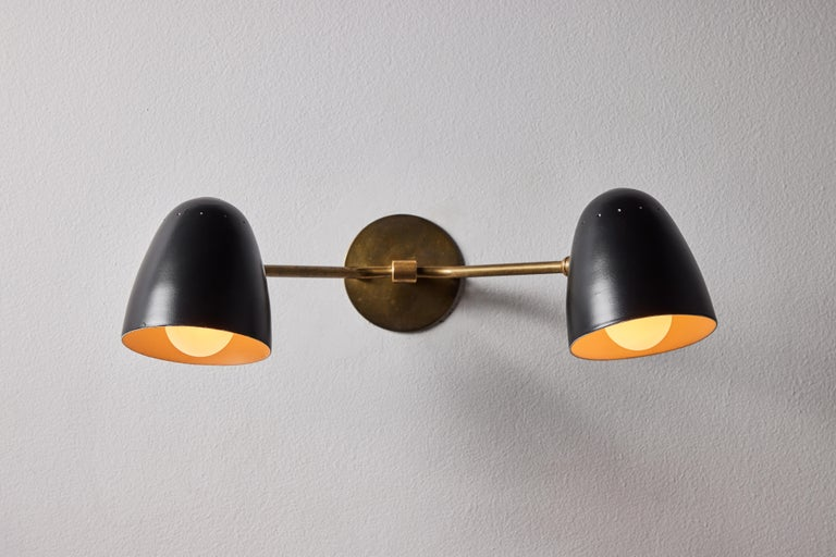 Mid-20th Century Three Sconces by Disderot