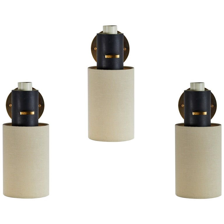 Lunel sconce, 1950s, offered by rewire