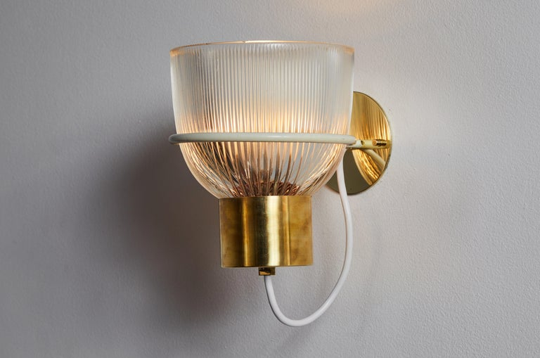 One Sconce by Sergio Asti for Candle For Sale 3