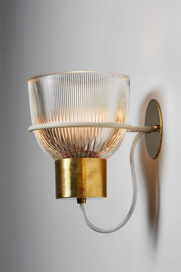 One Sconce by Sergio Asti for Candle For Sale 4