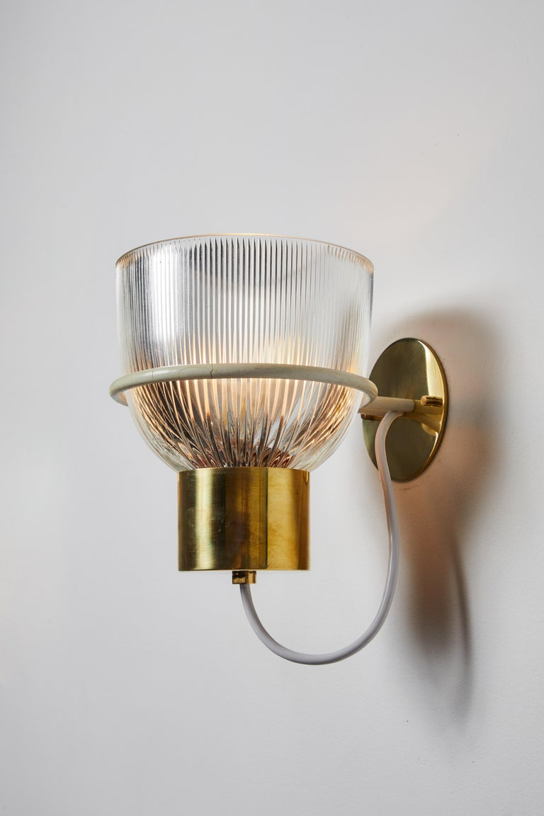 One Sconce by Sergio Asti for Candle For Sale 5