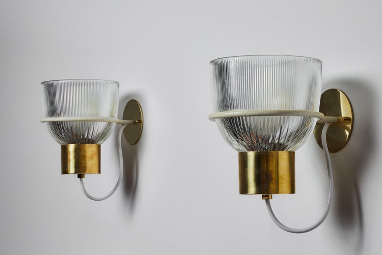 One Sconce by Sergio Asti for Candle For Sale 6