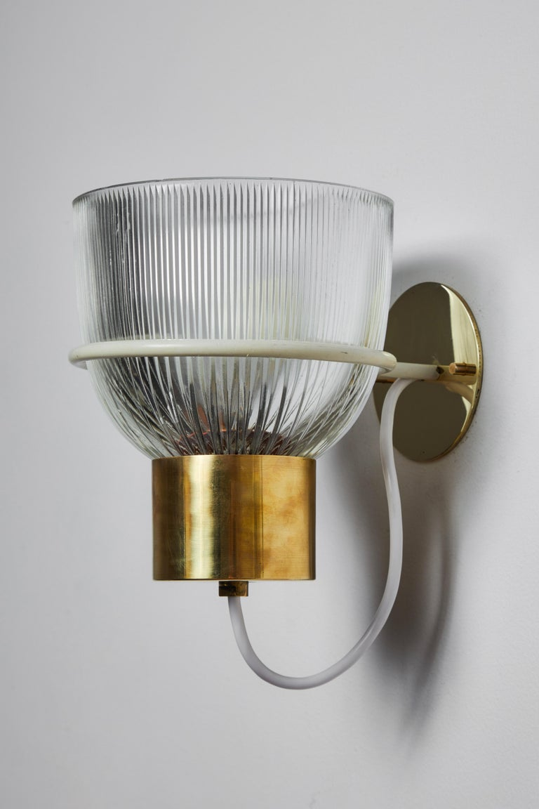 One Sconce by Sergio Asti for Candle For Sale 8