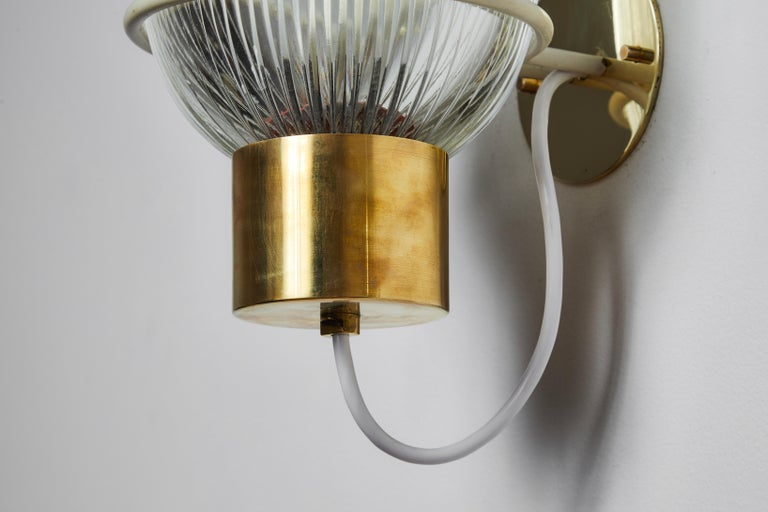 One Sconce by Sergio Asti for Candle For Sale 9
