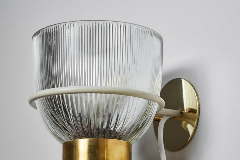 One Sconce by Sergio Asti for Candle For Sale 10