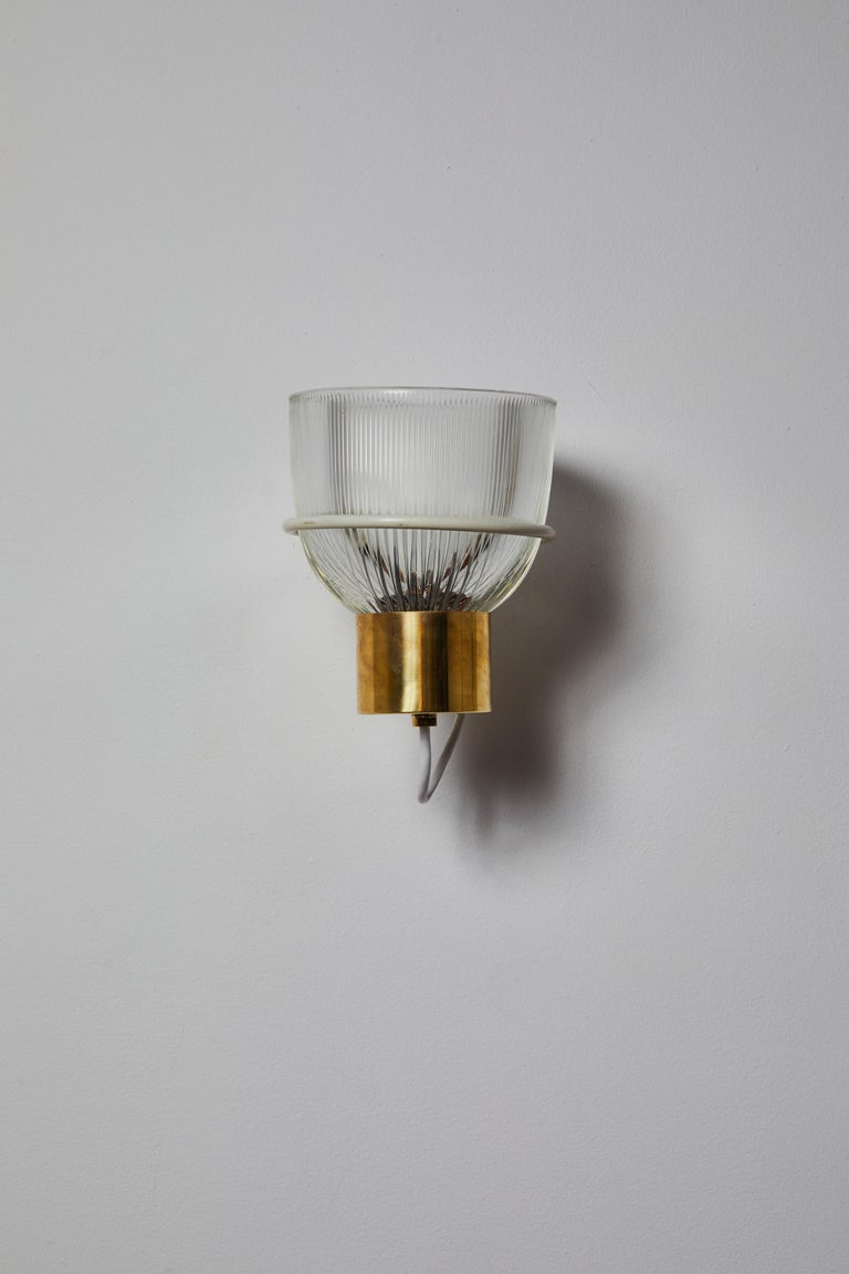 One Sconce by Sergio Asti for Candle For Sale 1