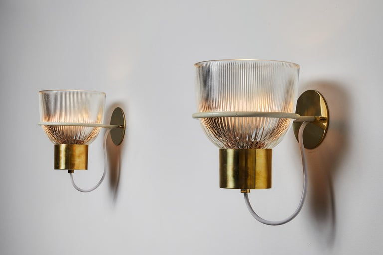 One Sconce by Sergio Asti for Candle For Sale 2