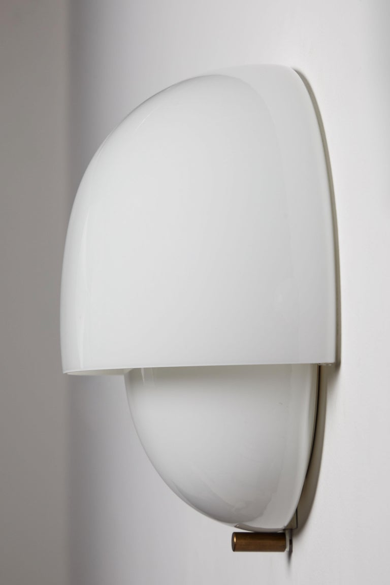 Three Sconces by Vico Magistretti For Sale 3