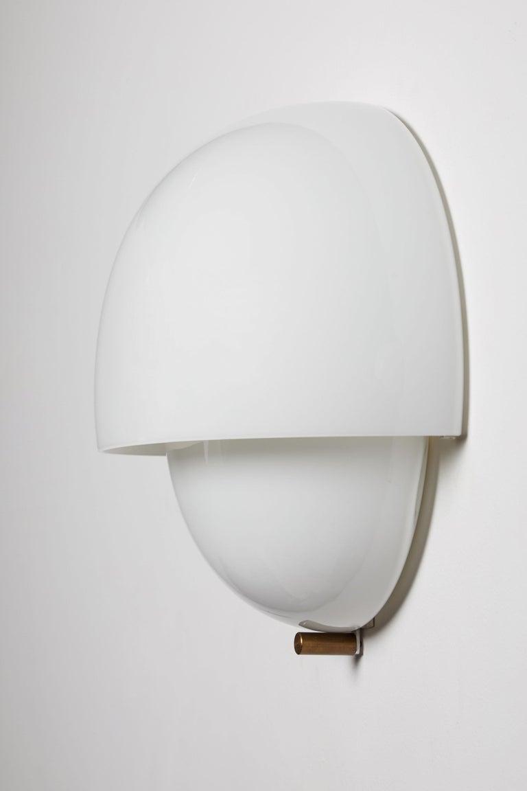 Three Sconces by Vico Magistretti For Sale 1