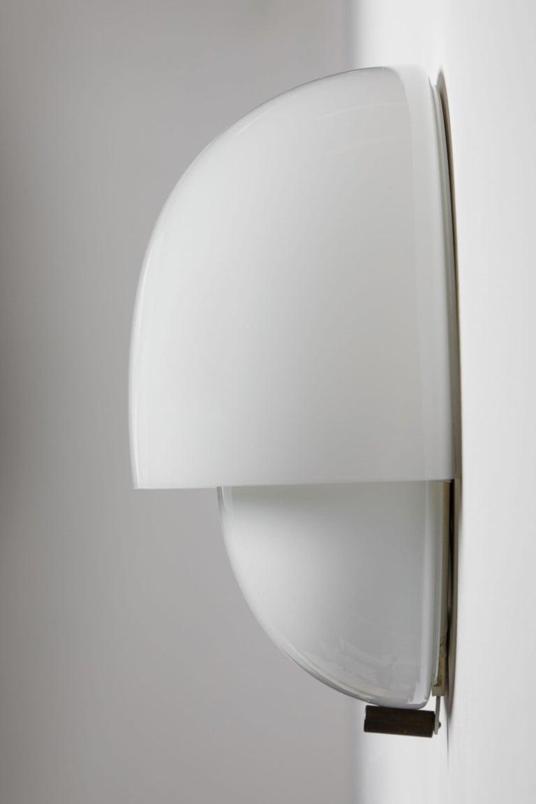 Three Sconces by Vico Magistretti For Sale 2