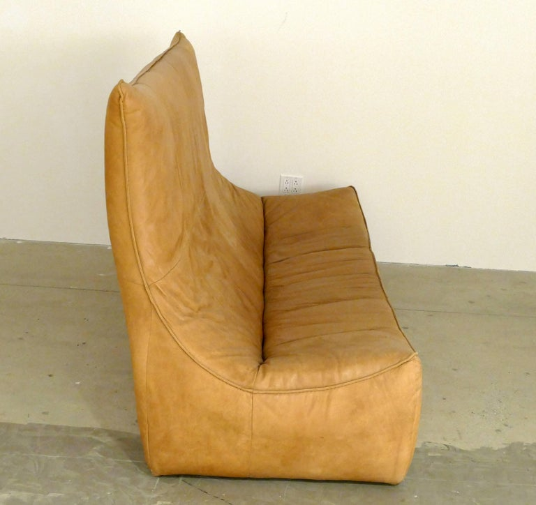"Late 20th Century Three-Seat ""The Rock"" Sofa by Gerard van den Berg Sofa For Sale"