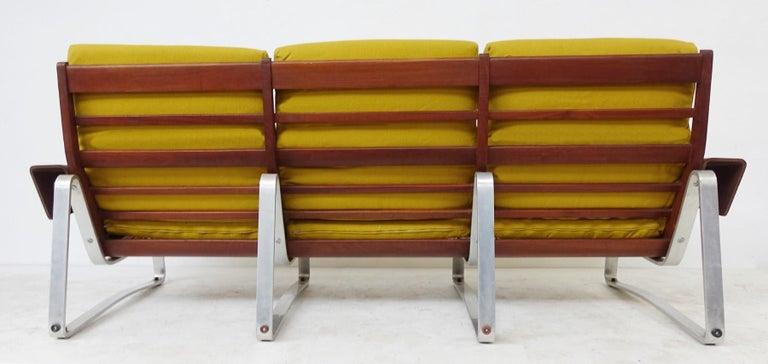 European Three-Seat Sofa Attributed To Cornelis Zitman, 1964 For Sale