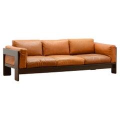 """three-seat sofa """"Bastiano"""" from  Afra & Tobia Scarpa for Gavina, Italy, 60s"""