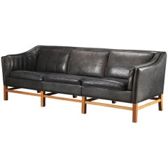 Three-Seat Sofa by Grandt Møbelfabrik