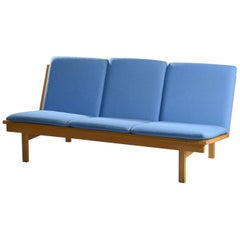 Three-Seat Sofa, Model 2218 by Børge Mogensen