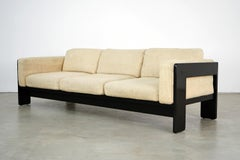 Three Seater Couch of the Bastiano Series,  Afra & Tobia Scarpa for Knoll Int.