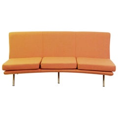 Three Seaters Triennale Sofa by Marco Zanuso, Italy, 1950s