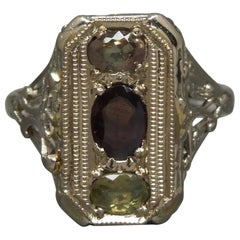 1910s Three-Stone Rings