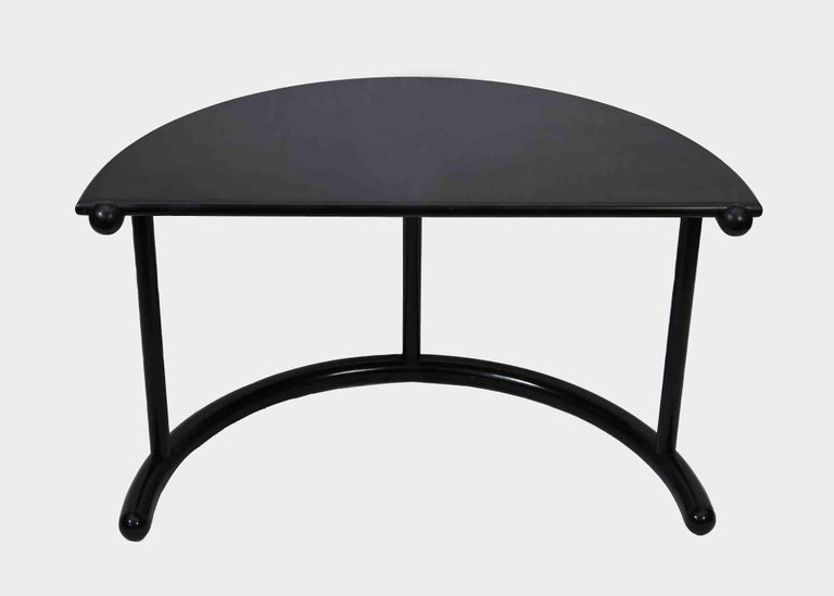 Late 20th Century Three Tria Coffee Table, Gianfranco Frattini for Morphos, Acerbis, 1980s For Sale