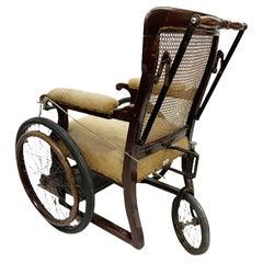 Three Wheeler Invalid Chair by John Carter, London, 1890s