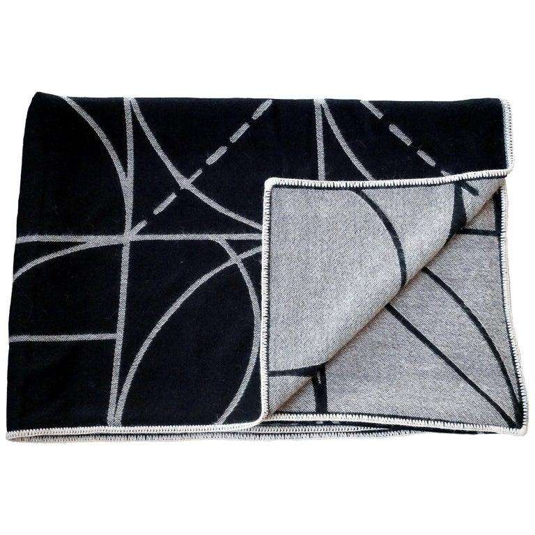 Throw / Blanket after Sol LeWitt For Sale