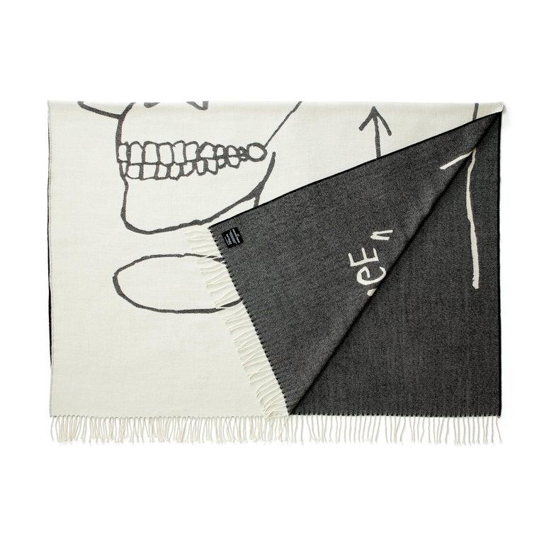 Peruvian Throw / Blanket by Jean-Michel Basquiat For Sale