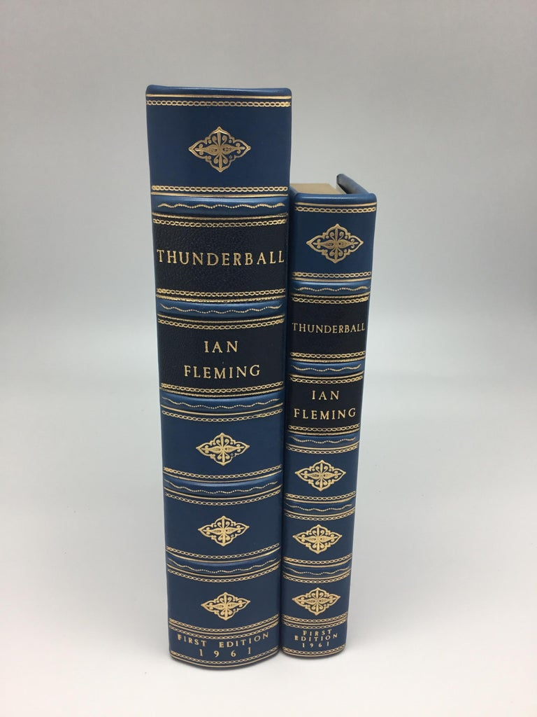 English Thunderball by Ian Fleming, First Edition, 1961 For Sale