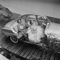 Simca Aronde (1956) - Silver Gelatin Fibre Print