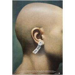 THX 1138 R2004 U.S. One Sheet Film Poster