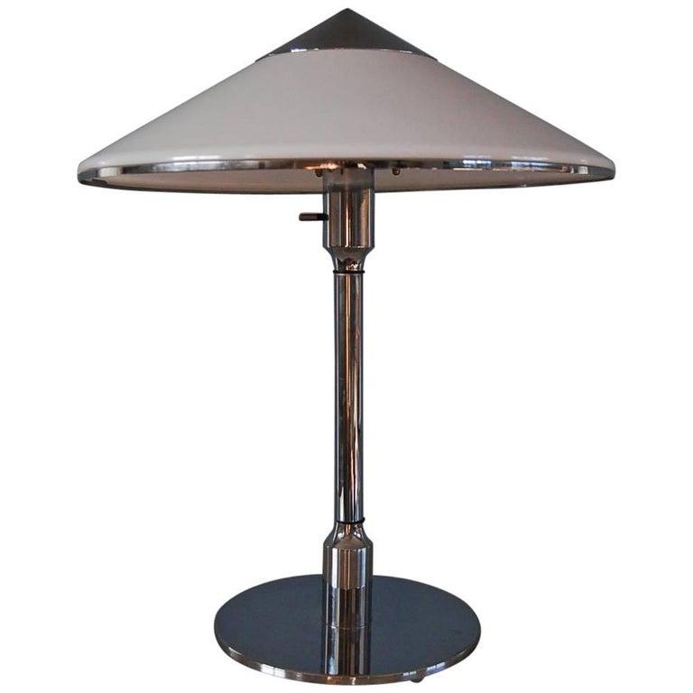 Niels Rasmussen Thykier, Table Light, Origin: Denmark, Circa 1940 For Sale