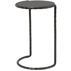 Tiago Round Side Table, Designed by Solving Spaces