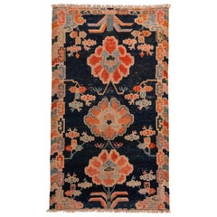 Tibetan Antique Rug from Private Collection