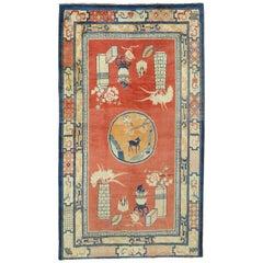 Tibetan Pictorial Rug