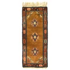 Tibetan Sleeping Carpet 'Khaden', circa 1900