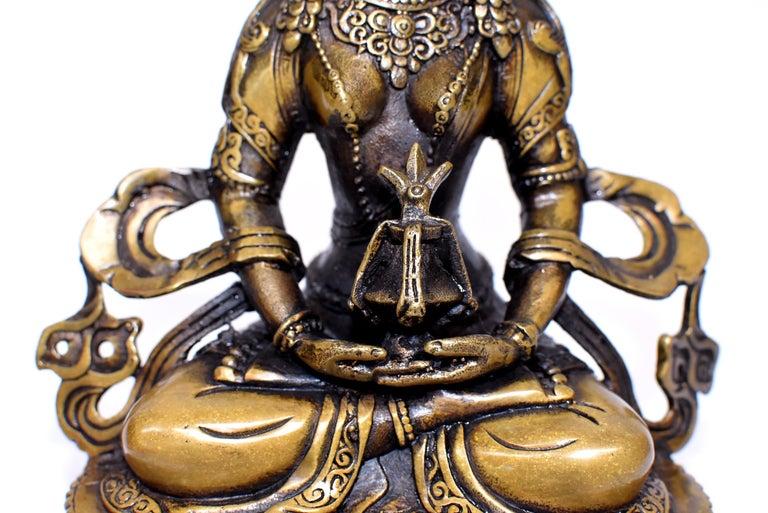 Tibetan Amitayus Buddha For Sale 5