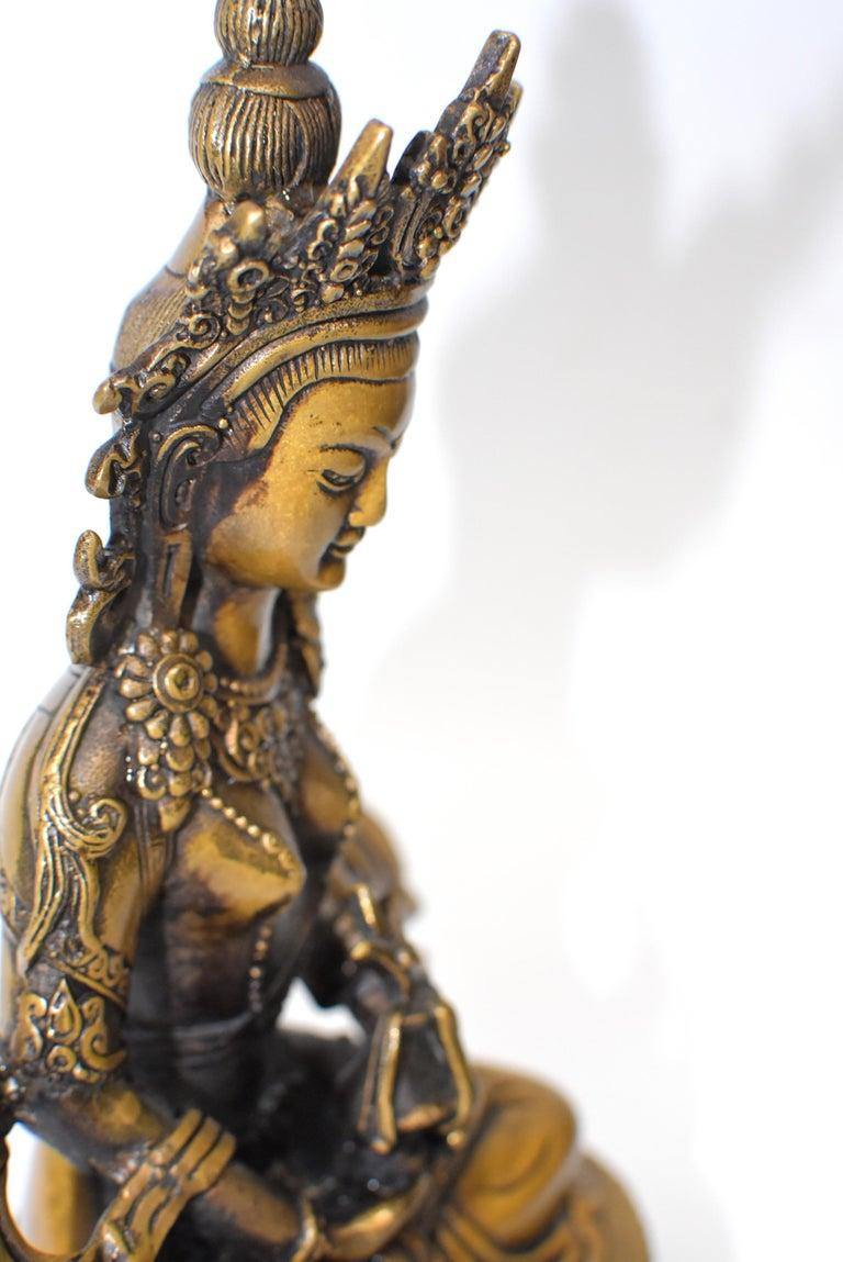 Tibetan Amitayus Buddha For Sale 8