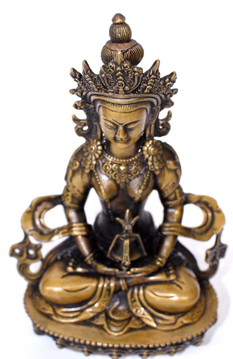 Tibetan Amitayus Buddha For Sale 10