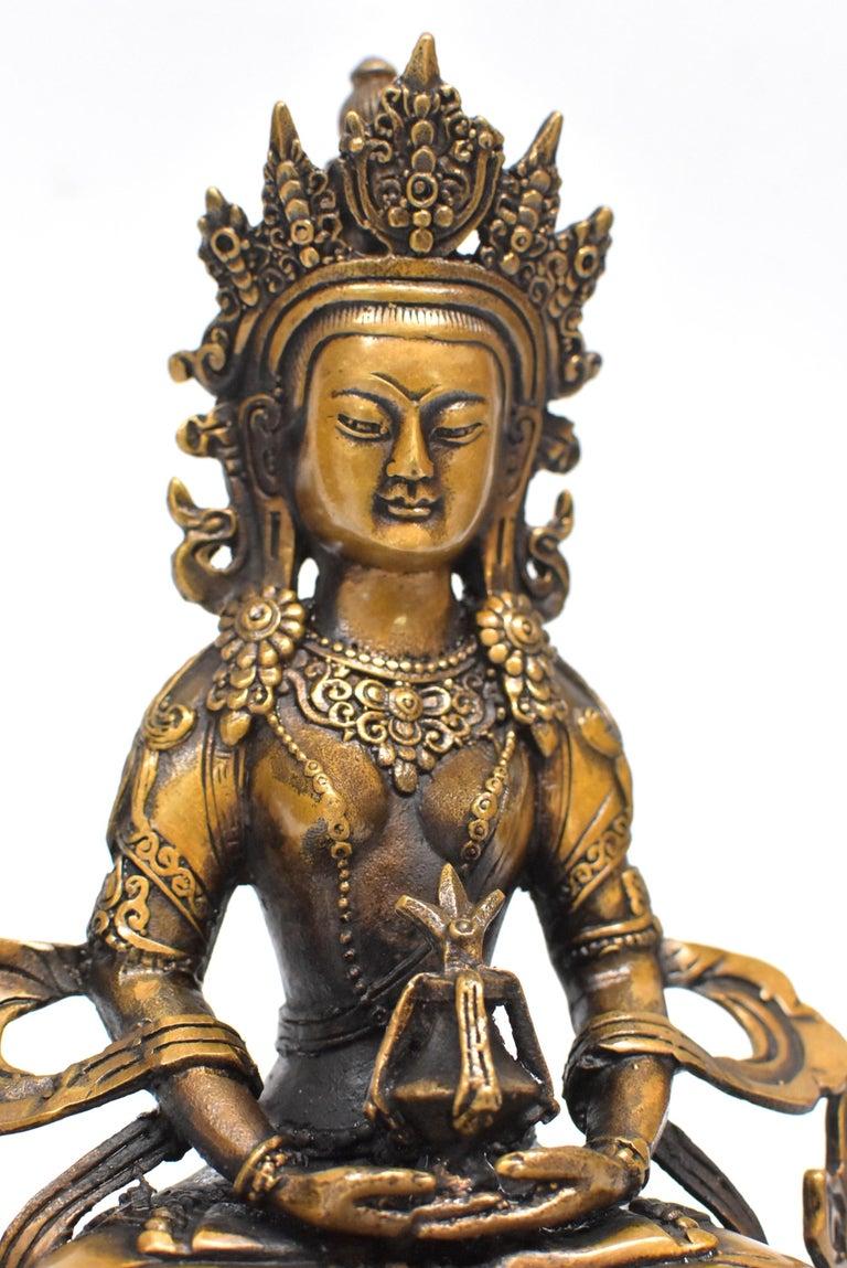 Tibetan Amitayus Buddha For Sale 11