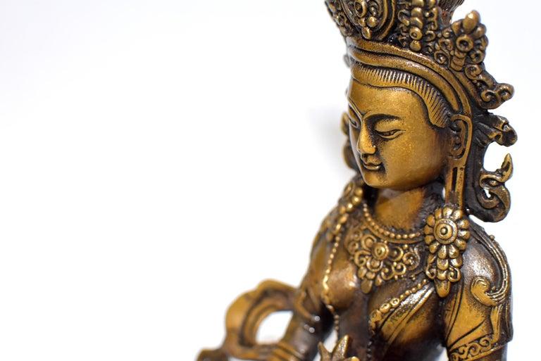 Tibetan Amitayus Buddha For Sale 12