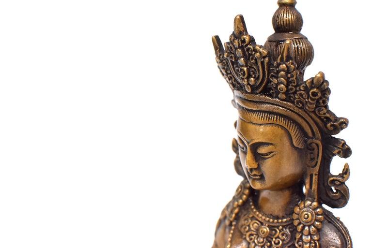 Tibetan Amitayus Buddha For Sale 1
